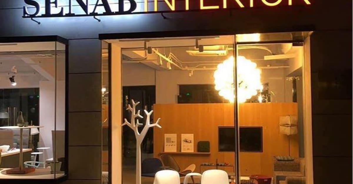 Swedish interior design company opens new showroom by the - Interior furniture warehouse buffalo ny ...