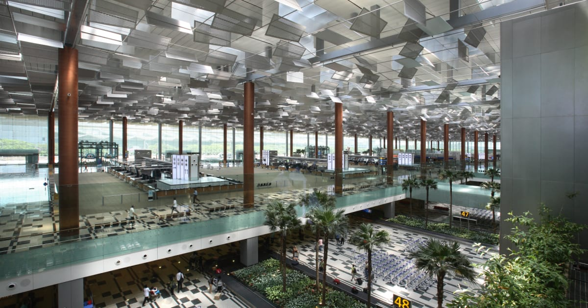 changi airport The country's primary airport, about 541 million passengers used singapore changi airport (sin) in 2014 the airport, which is located 10 miles.