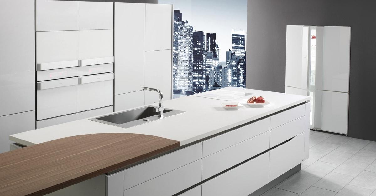 Svart eller vitt? perfekt kontrast till ditt kök från gorenje ...