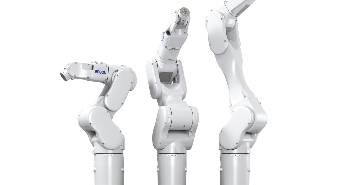 Epson Launches New 6 Axis Industrial Robots Its Highest