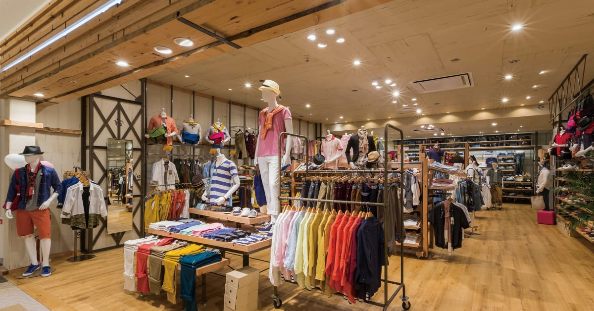Lighting Effects: Bringing The Shopping Atmosphere In Your Store...    Panasonic Asia Pacific