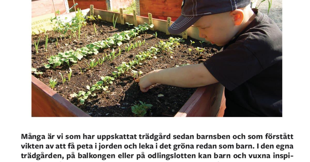 Riksförbundet Svensk Trädgård svensk trädgård