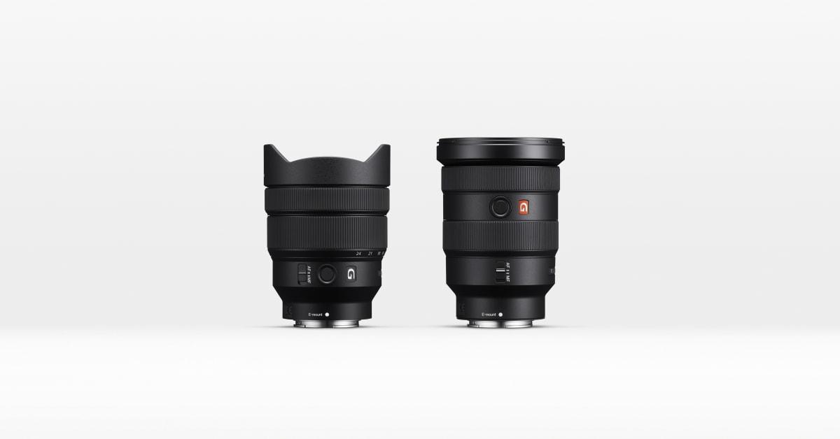 Sony presenta dos nuevos gran angular de formato completo para ...
