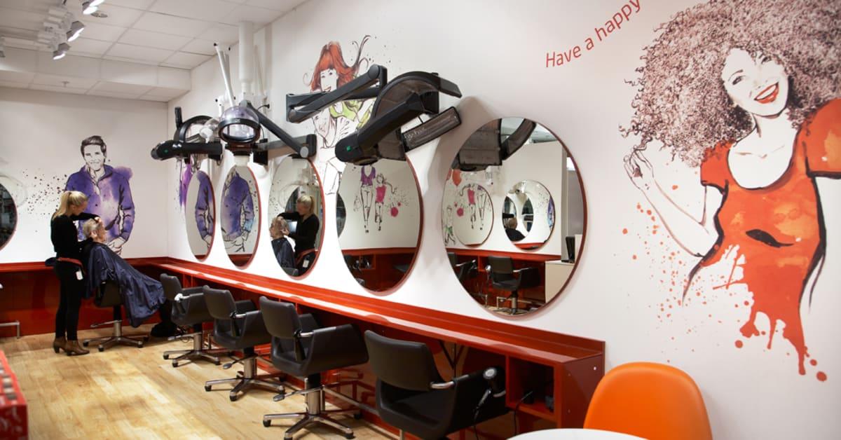 hairshop frisør