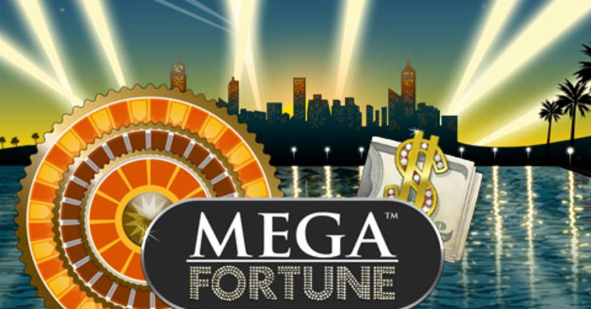 Här är Casumospelaren som vann jackpotten i Mega Fortune