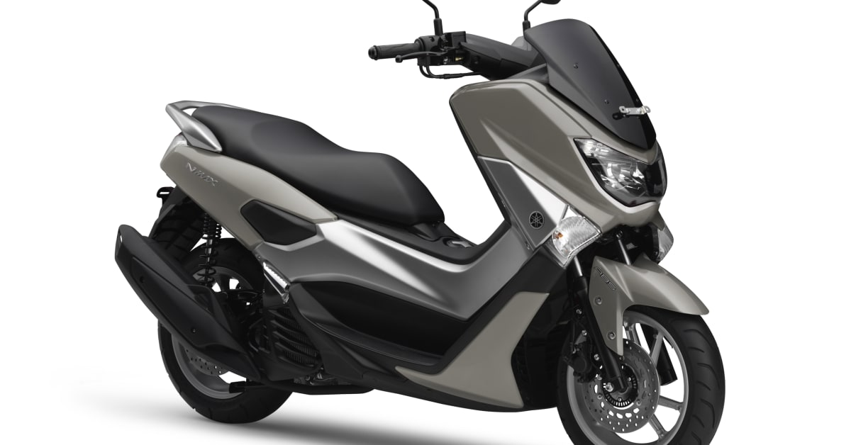 Yamaha Motor Releases Sporty Scooter Nmax From Indonesia