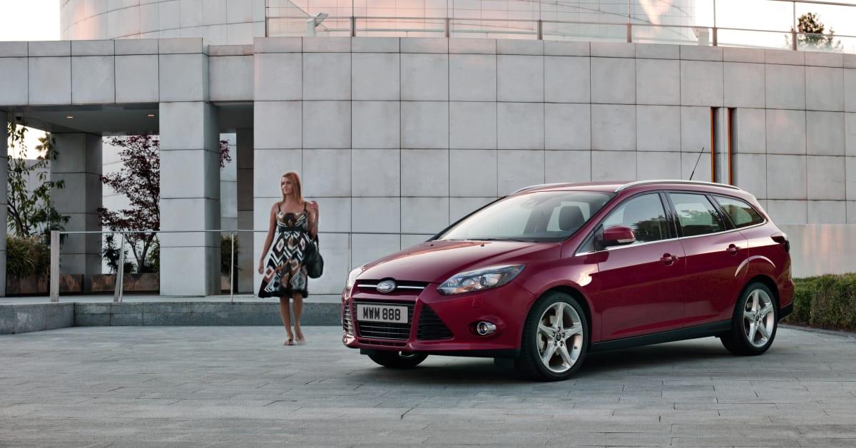 Ford Er Tilbage Med Privatleasing Ford Motor Company