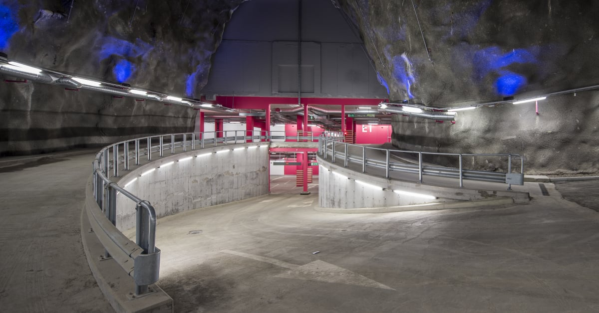 ÅF Designs Technical Installations For Award-winning Giant