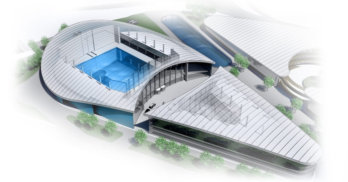 Northumbria university supports world s first commercial - Northumbria university swimming pool ...