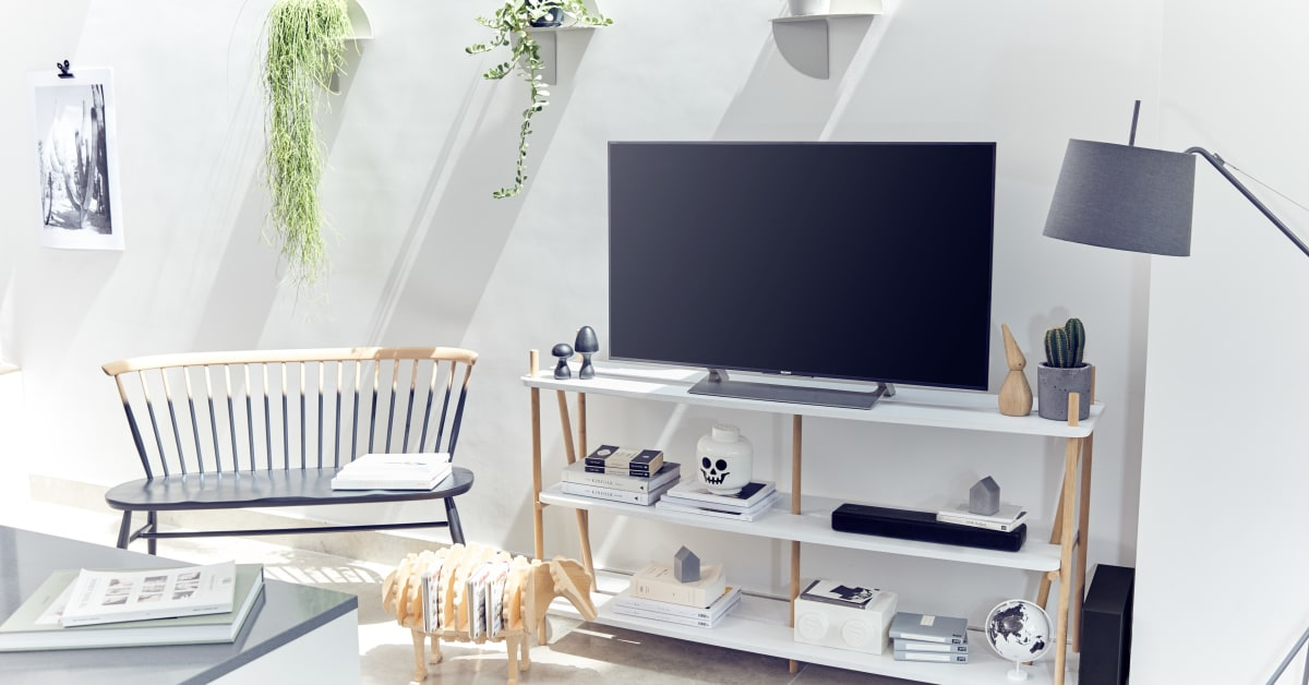 Saving space in shoebox homes sony unveils the ht mt300 compact sony uk - Space saving solutions for small homes set ...