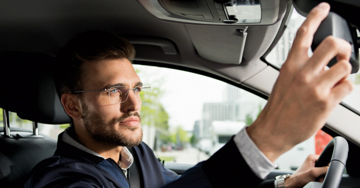 The first driving glasses with TÜV certificate - Rodenstock