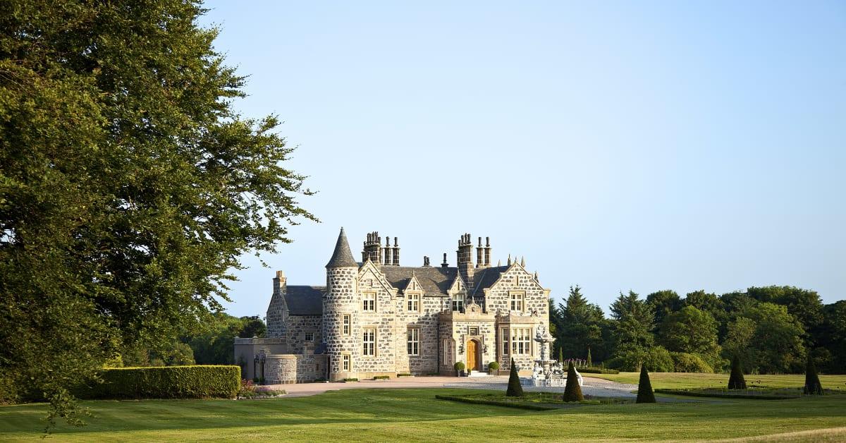 VisitScotland Awards Trump Hotel 5 Star Status - VisitScotland
