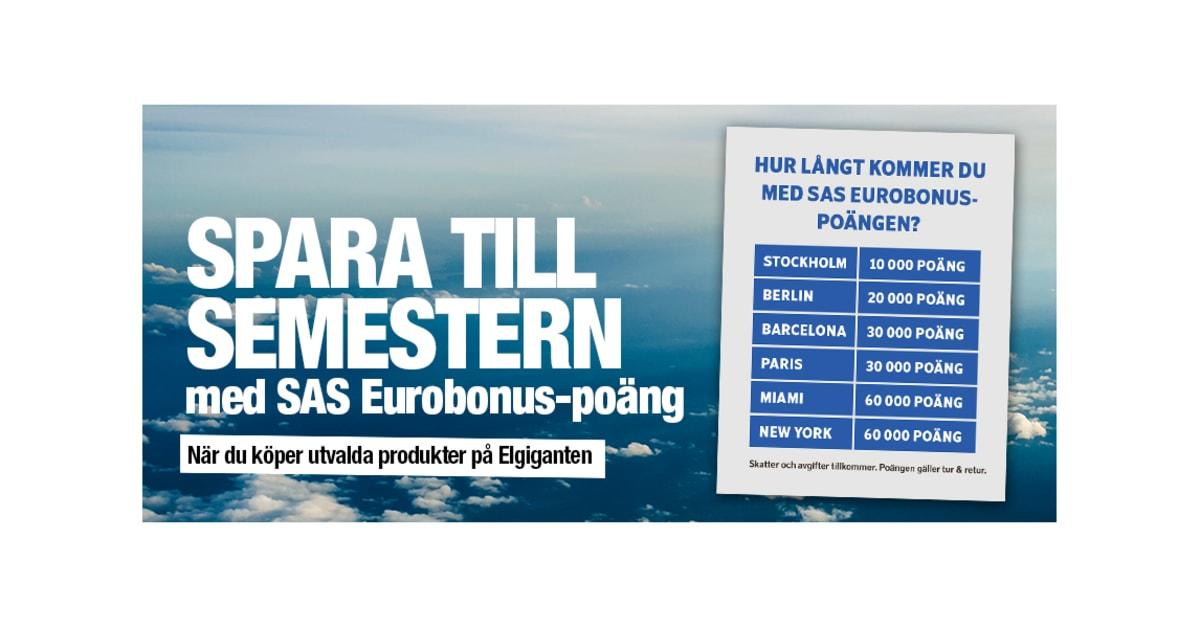 eurobonus sas