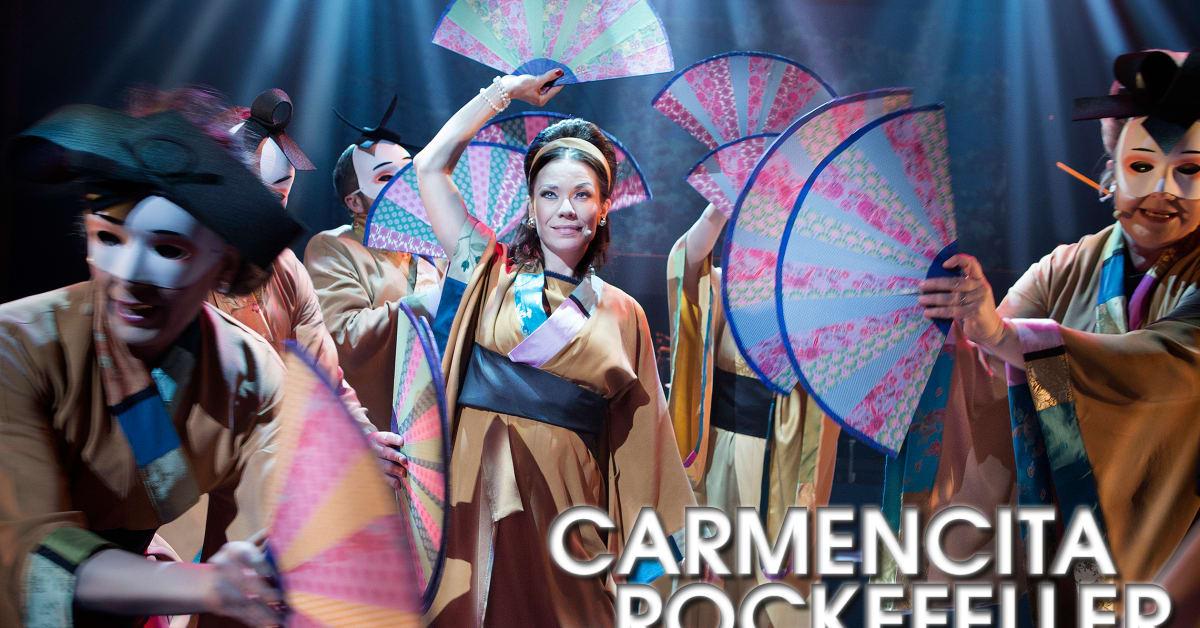carmencita rockefeller - prinsessa av japan - lifeline