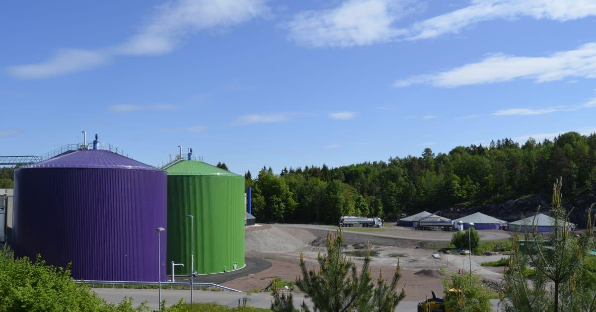 Vestfold gass