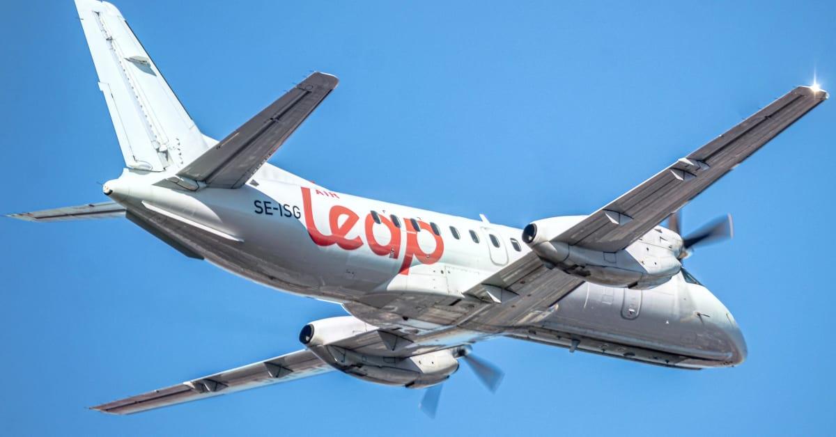 Air Leap utökar med tre nya destinationer från Bromma Flygplats