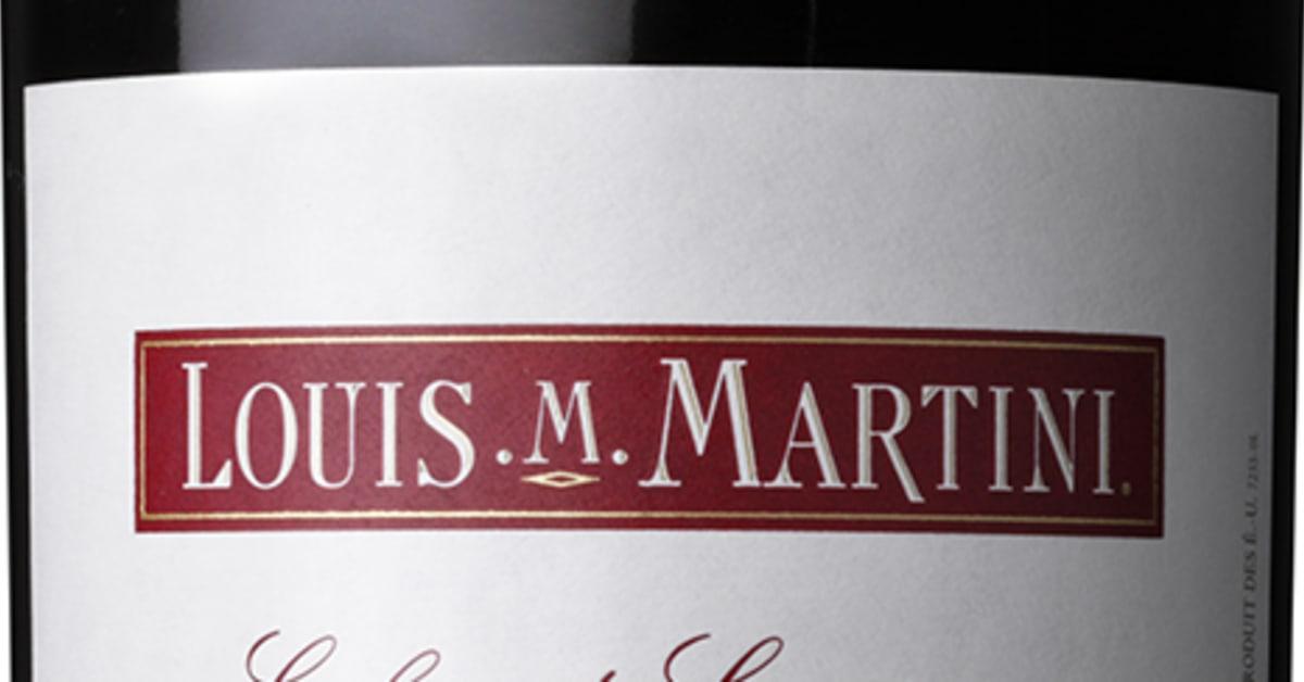 Louis M Martini Sonoma County Cabernet Sauvignon Spring