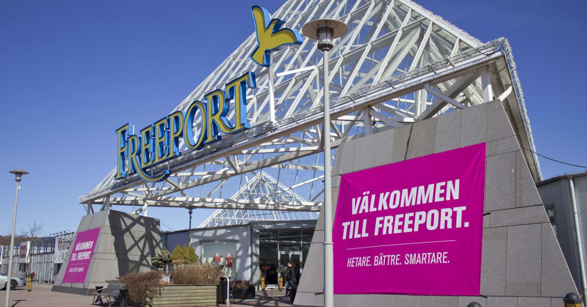freeport kungsbacka adress