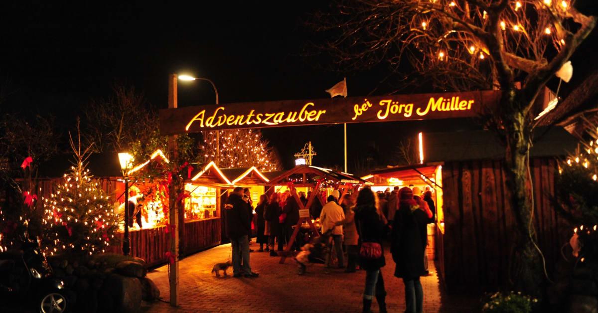 Adventszauber sylt marketing gmbh - Dekorationsideen weihnachten ...
