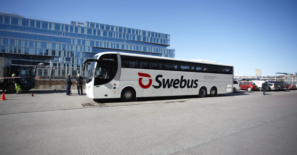 Swebus norrköping hållplats