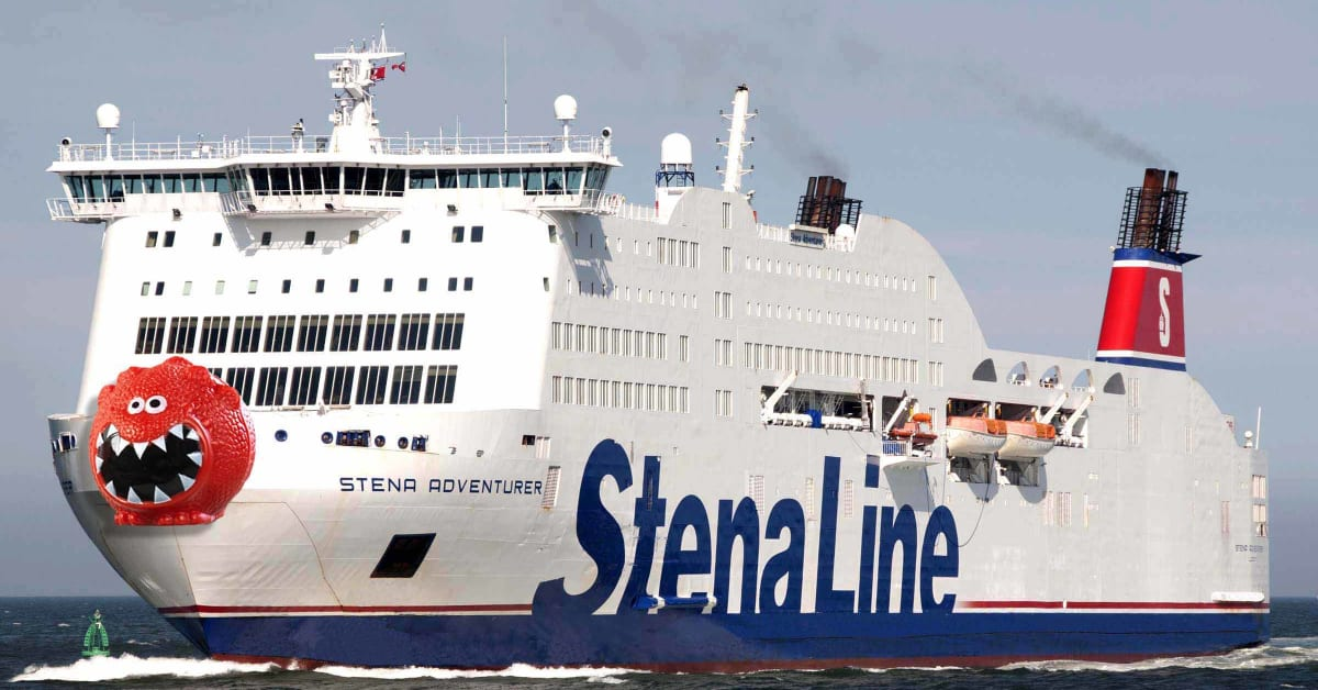 Ferry To Ireland From Holyhead >> Ferry Good Nose Job - Stena Line
