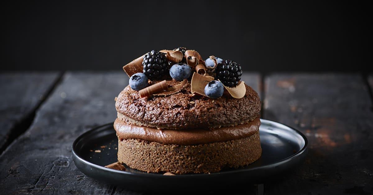 flot og nemt pynt til kager