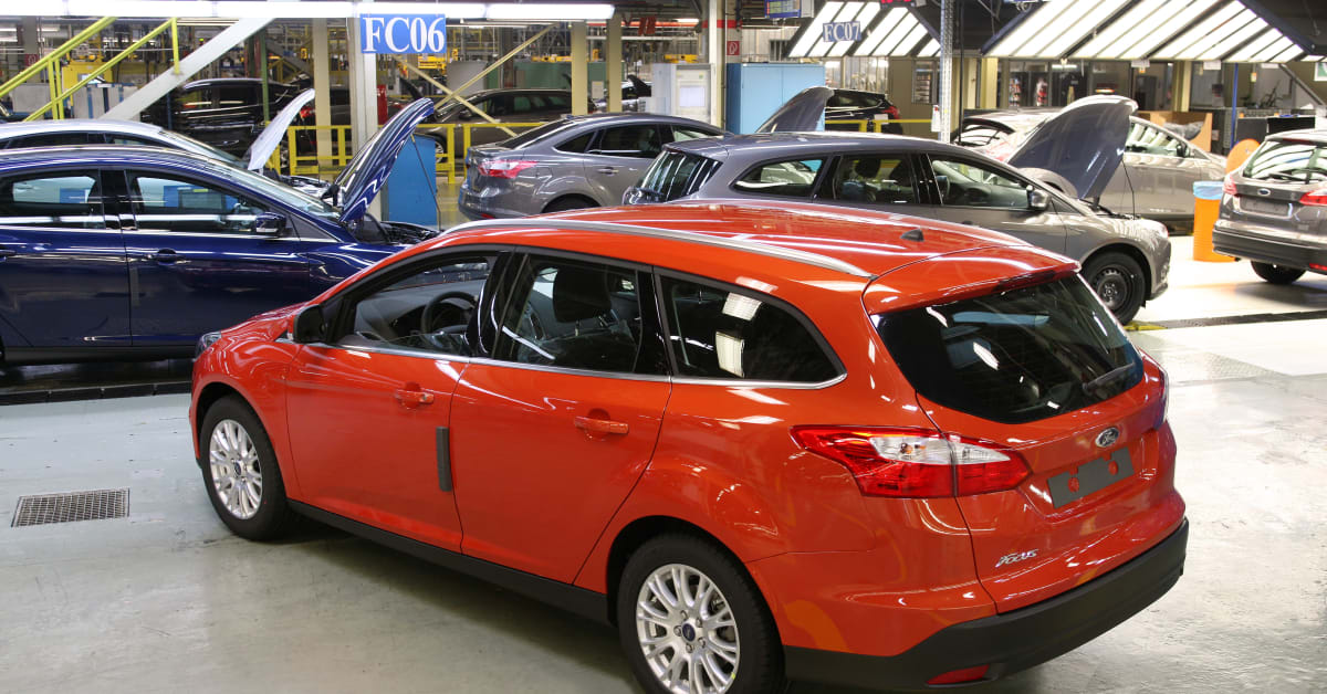 Sverigelansering av nya ford focus kombi den 28 29 maj Ford motor company press release