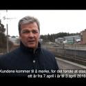 Østensjøbanen fornyes