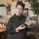 Julfint med hyacinter