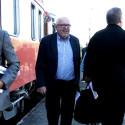 Infrastrukturministerns resa med Inlandsbanan