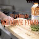 We love food - Trond Moi