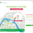 Go Green in the City 2015 - take a guided tour!
