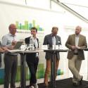 ISOVER i Almedalen: ISOVER tar ledarskapet för flerbostadshus i trä