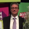 Segerintervju med Dan Sandén, SABOS Hållbarhetspris