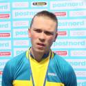 Joacim Nymann SM guld i trial 2017