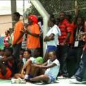 Haiti - PRE EARTHQUAKE - Friendship games