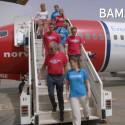 Årets viktigaste flygning 2017 - ett plan fullastat med nödhjälp flögs ned till Mali