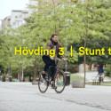 Hövding 3 - Stunttest #3207