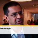 Videointervju - Shekhar Iyer på SAP om varför alla pratar om Big Data