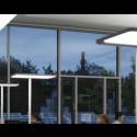 Elegant freestanding LED luminaire