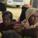 B-roll från Bangladesh - Teknaf, Naaf River och Unchiprang