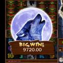 Wolf Rising slottia