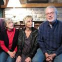 Jessica Falk besöker USA och uppträder med Lea Jane Berinati och Dale Burie