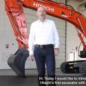 Hitachi lanserar egen maskinstyrning - ZX210X-6