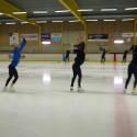 Team Surprise: Fattningar och åkaren Julias första senior-VM