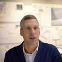 Intervju med arkitekt Mattias Litström om vandringsstugan Skýli.