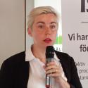 Paneldiskussion på ISOVERs seminarium i Almedalen 2016