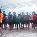 Beach Party med kollegorna