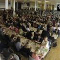 Time lapse video från Svenska Demensdagarnas lunch för 1500 personer