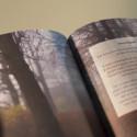 Forfatter leser fra Naturtilstander